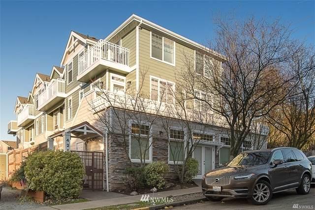 4216 SW Findlay Street #1, Seattle, WA 98136 (#1663440) :: Pacific Partners @ Greene Realty