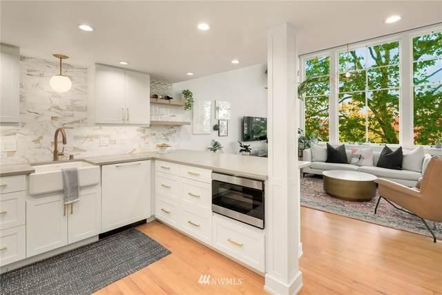 201 Galer Street #440, Seattle, WA 98109 (#1663484) :: Alchemy Real Estate
