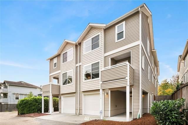 1315 N 88th Street, Seattle, WA 98013 (#1663495) :: McAuley Homes