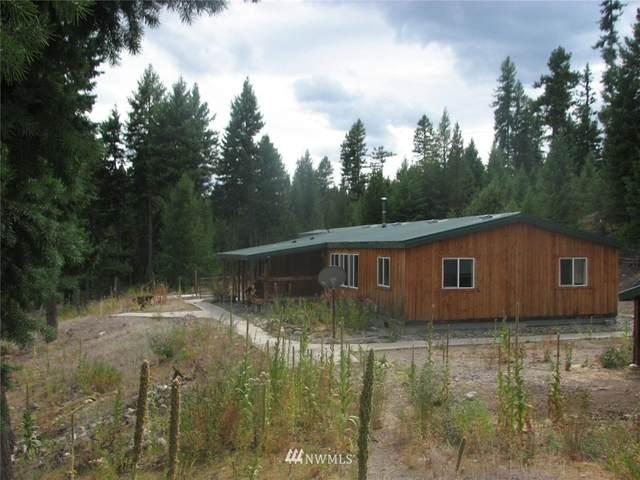 96 Gardner Creek Road, Republic, WA 99166 (#1663500) :: McAuley Homes