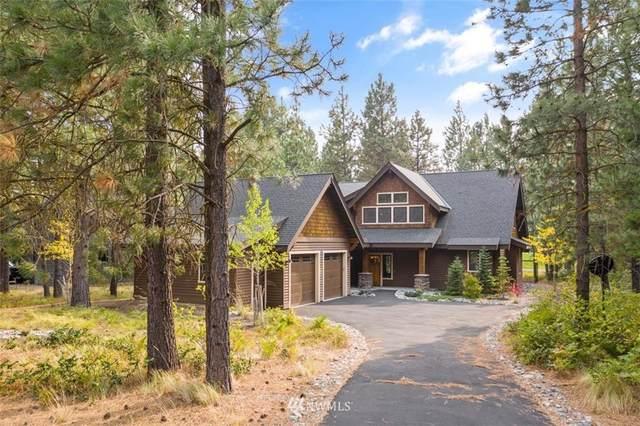 400 Equinox Drive, Cle Elum, WA 98922 (MLS #1663546) :: Nick McLean Real Estate Group