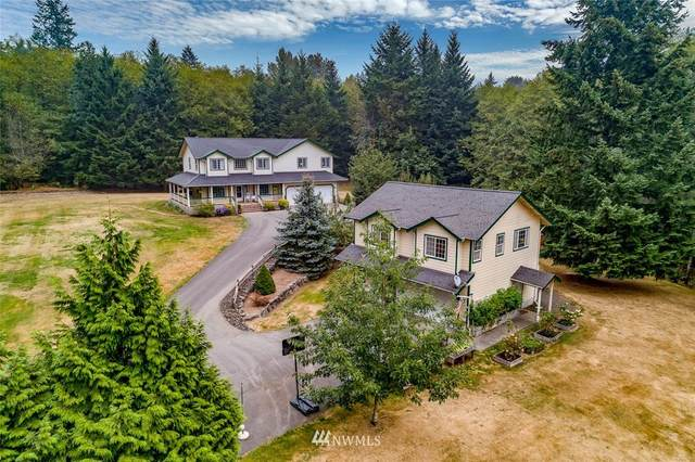7606 NE Bergman Road, Bainbridge Island, WA 98110 (#1663608) :: Ben Kinney Real Estate Team