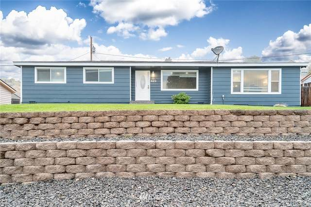 421 Patrick Road, Ephrata, WA 98823 (#1663647) :: Engel & Völkers Federal Way