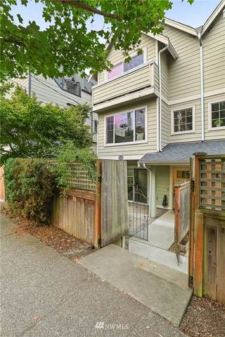 8374 Loyal Way NW C, Seattle, WA 98117 (#1663703) :: Pacific Partners @ Greene Realty