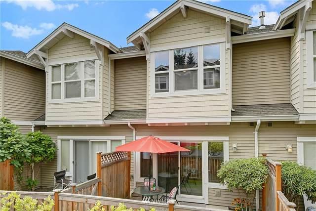 2680 139th Avenue SE #46, Bellevue, WA 98005 (#1663707) :: Keller Williams Realty
