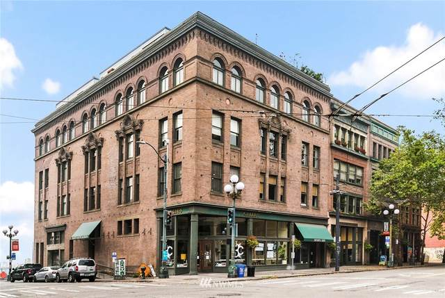 80 S. Jackson Street #403, Seattle, WA 98104 (#1663719) :: Pickett Street Properties