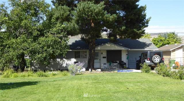 1026 Camas Street, Coulee Dam, WA 99116 (#1663729) :: Ben Kinney Real Estate Team