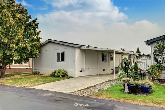 5711 100th Street NE #53, Marysville, WA 98270 (#1663733) :: Ben Kinney Real Estate Team