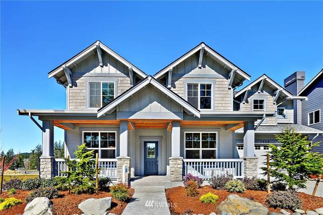 1736 Tanner Falls (Lot 40) Way SE, North Bend, WA 98045 (#1663748) :: Hauer Home Team