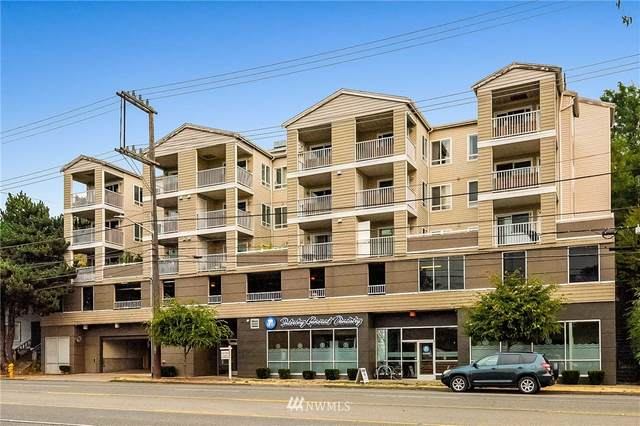 2530 15 Avenue W #406, Seattle, WA 98119 (#1663803) :: Pacific Partners @ Greene Realty