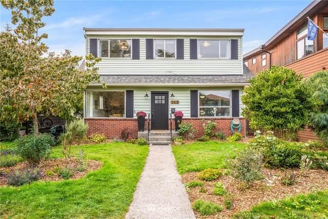5415 36th Avenue SW, Seattle, WA 98126 (#1663843) :: Ben Kinney Real Estate Team