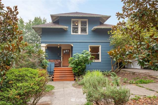 1007 N Motor Place, Seattle, WA 98103 (#1663847) :: Alchemy Real Estate