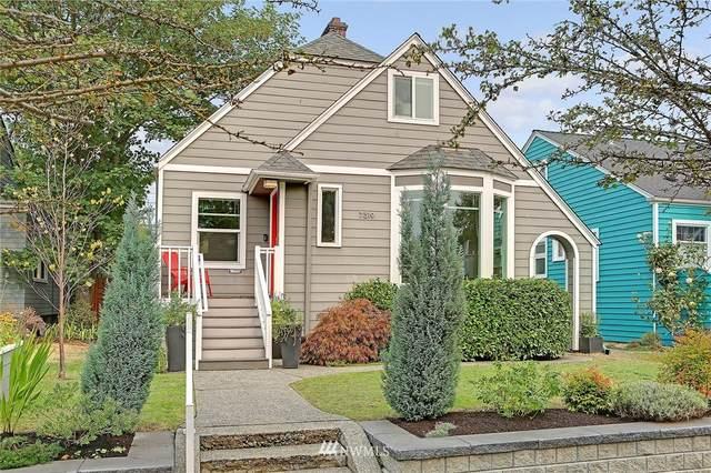 7319 Keen Way N, Seattle, WA 98103 (#1663880) :: McAuley Homes