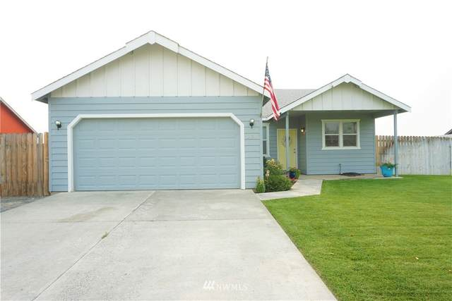 1450 S Cougar Drive, Moses Lake, WA 98837 (#1663893) :: NextHome South Sound