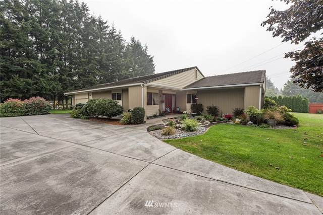 8709 Old Olympic Highway, Sequim, WA 98382 (#1663901) :: Capstone Ventures Inc