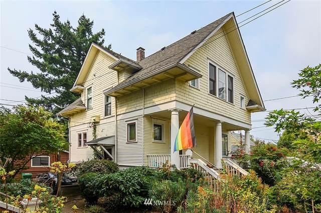 917 17th Avenue, Seattle, WA 98122 (#1663958) :: The Torset Group