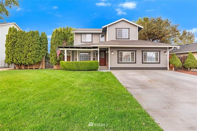 1350 E Oasis Circle, Moses Lake, WA 98837 (#1664028) :: Ben Kinney Real Estate Team