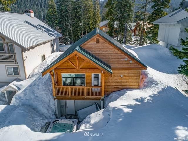 58 Kendall Peak Way, Snoqualmie Pass, WA 98068 (#1664052) :: Ben Kinney Real Estate Team