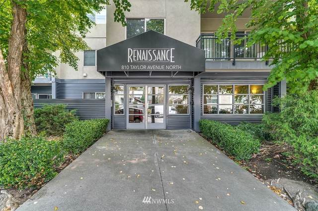 810 Taylor Avenue N #130, Seattle, WA 98109 (#1664087) :: Alchemy Real Estate