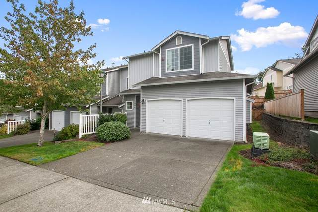 2951 SE 10th Street #1008, Renton, WA 98058 (#1664100) :: Ben Kinney Real Estate Team