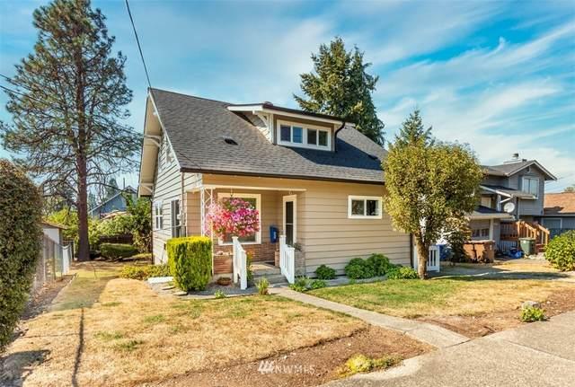 7640 S D Street, Tacoma, WA 98408 (#1664113) :: Pacific Partners @ Greene Realty
