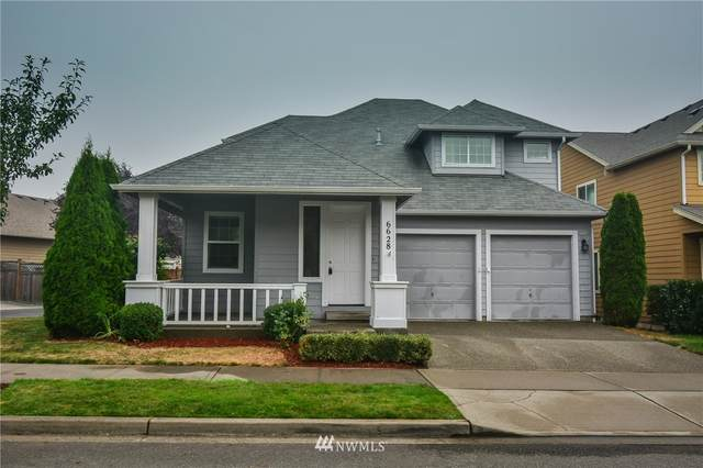 6628 Compass SE, Lacey, WA 98513 (#1664153) :: Ben Kinney Real Estate Team
