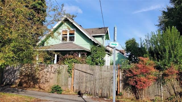 1438 22nd Avenue, Seattle, WA 98122 (#1664157) :: Ben Kinney Real Estate Team