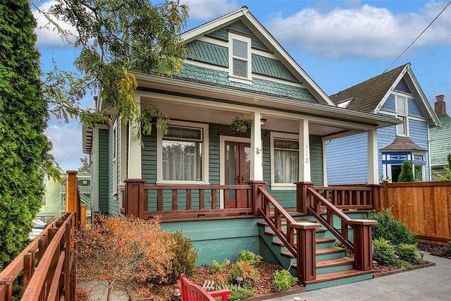 512 21st Avenue, Seattle, WA 98122 (#1664166) :: Better Homes and Gardens Real Estate McKenzie Group