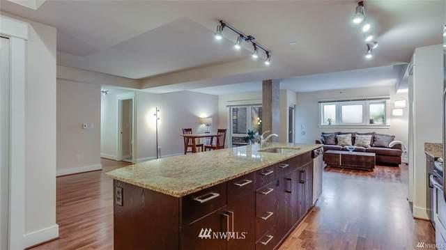 699 John Street #113, Seattle, WA 98109 (#1664201) :: McAuley Homes