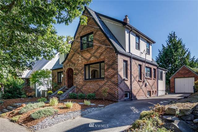 637 NW 80th Street, Seattle, WA 98117 (#1664223) :: Ben Kinney Real Estate Team