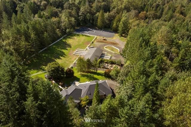 501 292nd Avenue SE, Fall City, WA 98024 (#1664258) :: Mike & Sandi Nelson Real Estate