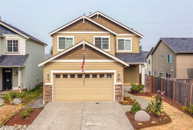 4703 201st Street E, Spanaway, WA 98387 (#1664277) :: My Puget Sound Homes