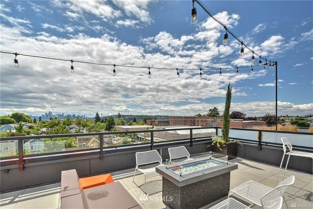1601 N 45th Street #303, Seattle, WA 98103 (#1664288) :: Alchemy Real Estate