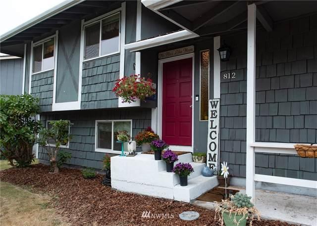 812 Wayne Drive SW, Centralia, WA 98531 (#1664329) :: Pacific Partners @ Greene Realty