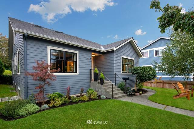 7510 29th Avenue NW, Seattle, WA 98117 (#1664342) :: Ben Kinney Real Estate Team