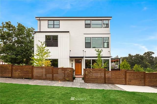 1601 29th Avenue, Seattle, WA 98122 (#1664345) :: Ben Kinney Real Estate Team