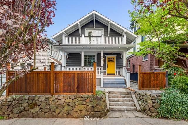 1008 E Lynn Street, Seattle, WA 98102 (#1664412) :: Ben Kinney Real Estate Team