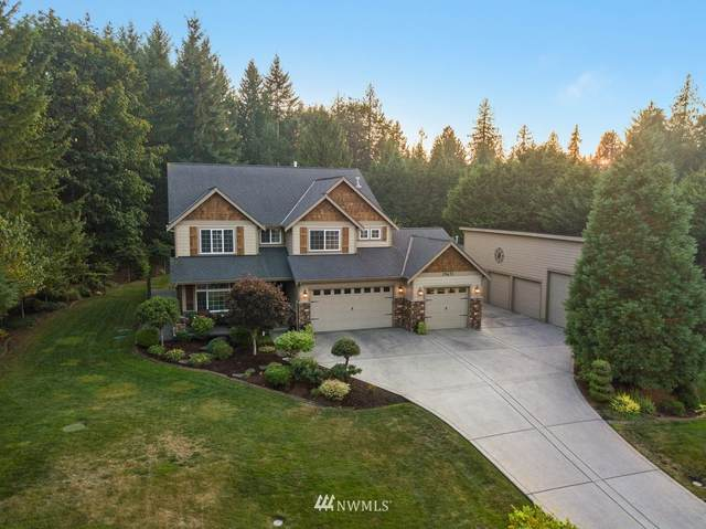 19671 SE 310th Place, Kent, WA 98042 (#1664415) :: Hauer Home Team