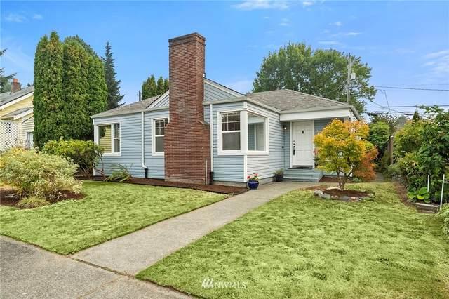 8350 23rd Avenue NW, Seattle, WA 98117 (#1664421) :: Alchemy Real Estate