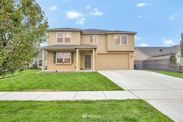 709 S Taft Street, Moses Lake, WA 98837 (#1664456) :: Ben Kinney Real Estate Team
