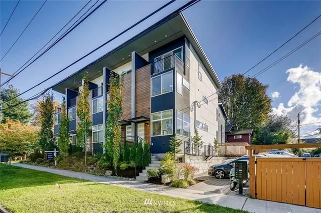 1151 NE 55th Street, Seattle, WA 98105 (#1664466) :: Mike & Sandi Nelson Real Estate