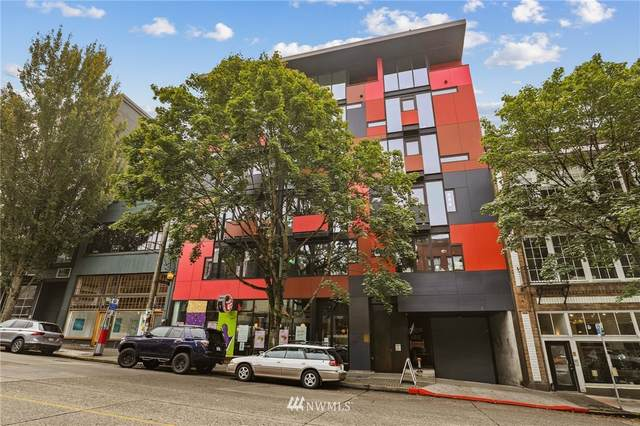 1111 E Pike Street #402, Seattle, WA 98122 (#1664514) :: Ben Kinney Real Estate Team