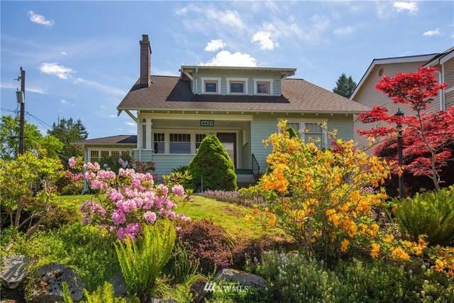 4421 S Ferdinand Street, Seattle, WA 98118 (#1664527) :: Ben Kinney Real Estate Team