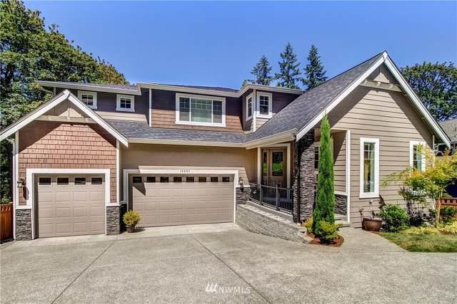 16832 SE 43rd Street, Bellevue, WA 98006 (#1664542) :: McAuley Homes