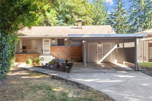 1514 Brockman Place, Seattle, WA 98125 (#1664557) :: The Robinett Group