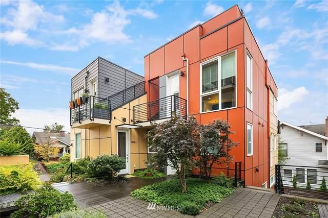 3515 Wallingford Avenue N B, Seattle, WA 98103 (#1664560) :: Pickett Street Properties