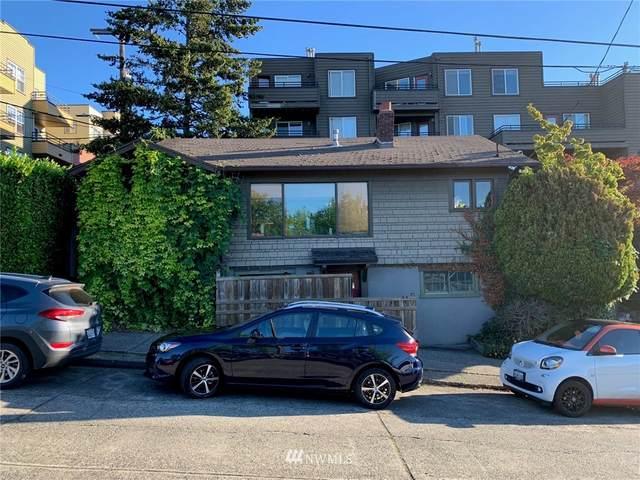 914 N 38th Street, Seattle, WA 98103 (#1664611) :: McAuley Homes