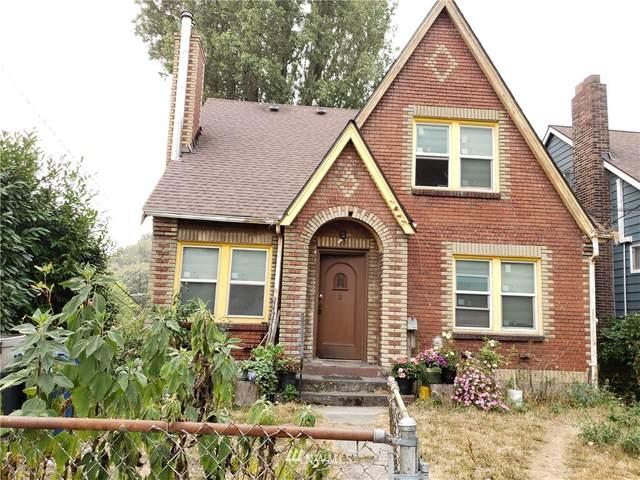 3447 15th Avenue S, Seattle, WA 98144 (#1664612) :: McAuley Homes