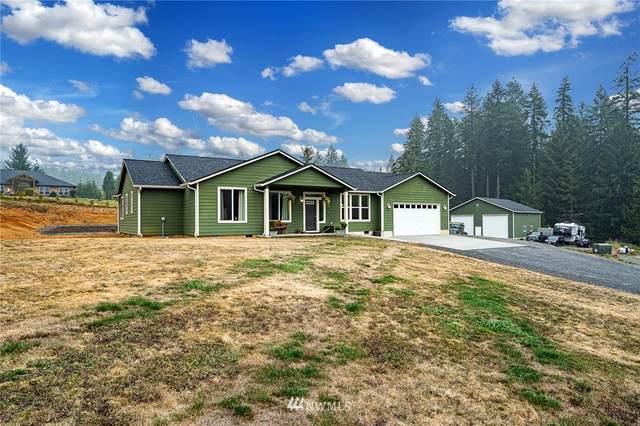 134 Creekwood Lane, Chehalis, WA 98532 (#1664645) :: Mike & Sandi Nelson Real Estate