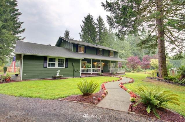 6301 101st Avenue SW, Olympia, WA 98512 (#1664653) :: The Robinett Group